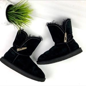 UGG Meadow Sherling Lined Convertible Cuff Boots